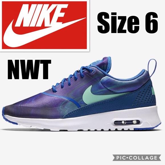 buy popular e1ef1 21e47 NWT Nike Air Max Thea Print Women s Shoes Size 6